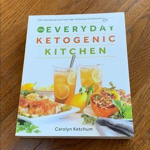 Everyday Ketogenic Kitchen cookbook